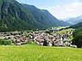 41 Campitello di Fassa - Panorama dalla frazione di Pian.jpg