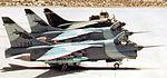 445th Flight Test Squadron YA-7F Corsair IIs with ED A-7D.jpg