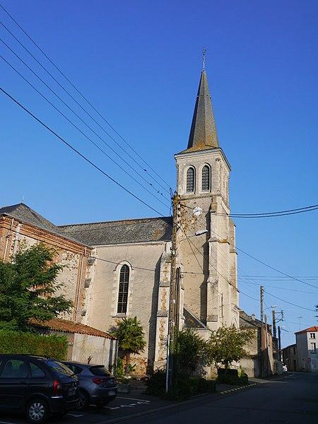 L'église Notre-Dame-de-la-Nativité
