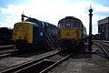 55019 & 33108 - Didcot Railway Centre (8864323724).jpg