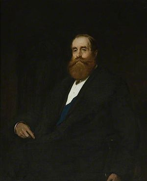 John Spencer, 5th Earl Spencer - Lord Spencer.