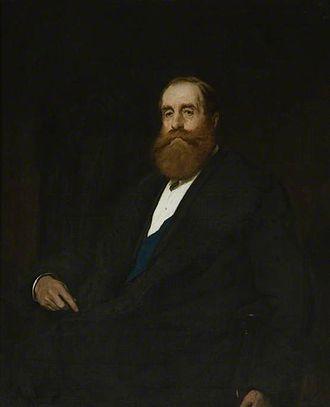 John Spencer, 5th Earl Spencer - Lord Spencer.
