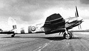 613 Squadron Mosquito FB.VI at RAF Lasham June 1944