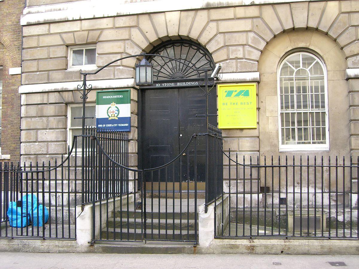 Syenite Building Stones : Inns of court city yeomanry wikipedia