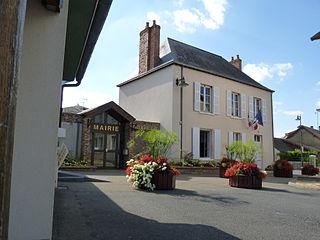 Neuville-sur-Sarthe Commune in Pays de la Loire, France