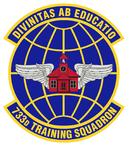 733 Training Sq emblem.png