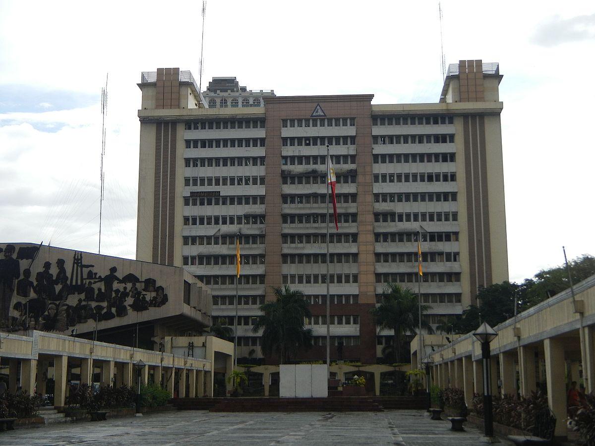 Quezon City Hall Wikipedia