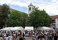 8. Internationales Treffen der Freiburger Partnerstädte auf dem Rathausplatz 3.jpg