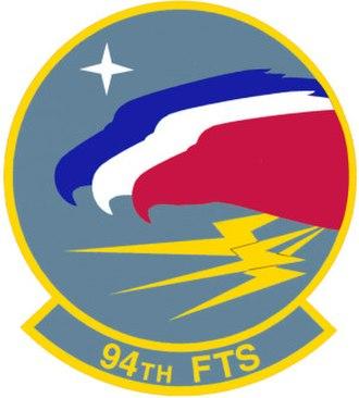 94th Flying Training Squadron - Image: 94th Flying Training Squadron