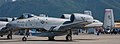 A-10 Warthog on static display (7674505450).jpg