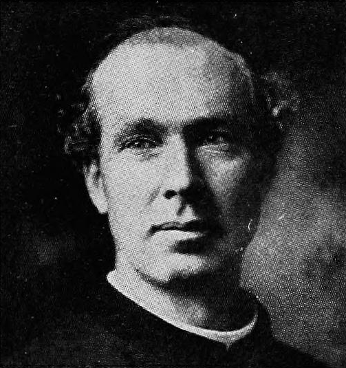 A.E. Breen Portrait