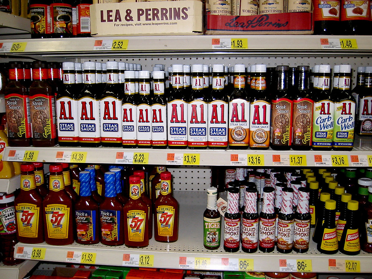 Image Result For Types Of Sauce