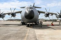 ZM402 - A400 - Royal Air Force