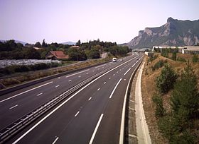 Image illustrative de l'article Autoroute A51 (France)
