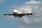 A6-EEA A380 Emirates (14807375283).jpg