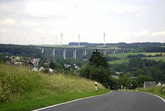 Bickendorf - Image: A60Eifel