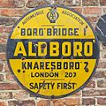 AA sign, Aldborough (28224565852).jpg