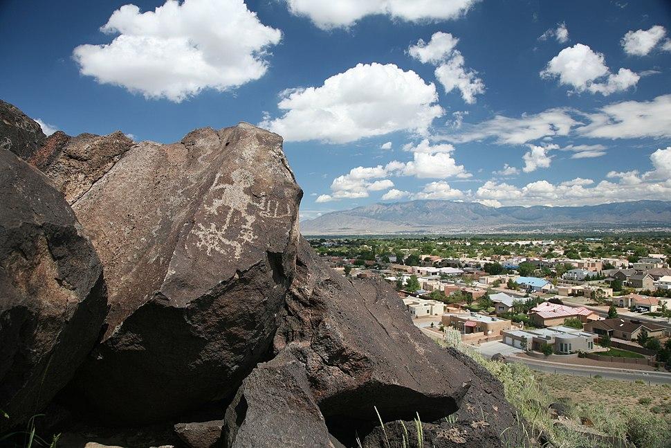ABQ Petroglyph 2