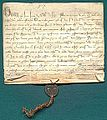 AGAD Grzegorz IX potwierdza opatowi i konwentowi klasztoru w Sulejowie posiadane dobra.jpg