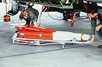 AIM-4 after removing from F-106.jpg