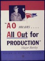 AO means...All Out for Production - NARA - 534485.tif
