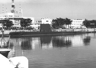 USS Chivo (SS-341) - Santiago del Estero, Argentine Naval Base Mar del Plata