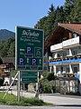 AUT — Tirol — Scheffau (Orientierungstafel Großparkplätze).JPG