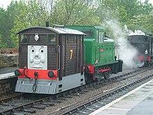 Thomas Die Kleine Lokomotive Wikipedia