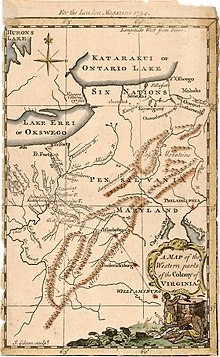 A Map of the Western parts of the Colony of Virginia, 1754.jpg