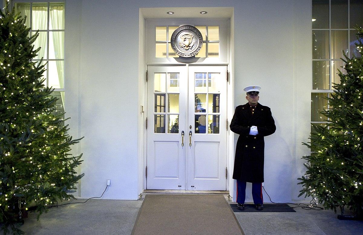 Factionnaires De La Maison Blanche Wikip 233 Dia