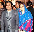 A R Rahman,Saira Banu From The Audio release of 'Enthiran - The Robot'.jpg