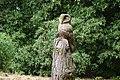 A carved owl at Jodrell Bank - geograph.org.uk - 1360257.jpg