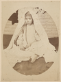 A young Afghan girl associated with the Second Anglo-Afghan War - WDL11458.png