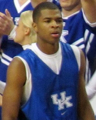 Aaron Harrison - Harrison in Kentucky's 2013 Blue-White scrimmage