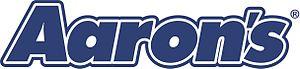 Aaron's, Inc. - Image: Aarons Logo Blue CMYK