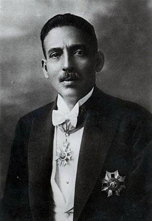 Iraqi parliamentary election, 1930 - Abdul-Muhsin Al-Saadoun, leader of the Progress Party