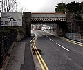 Abernant Road railway bridge, Aberdare - geograph.org.uk - 3838681.jpg