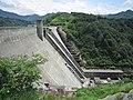 Aburumagawa Dam right view.jpg