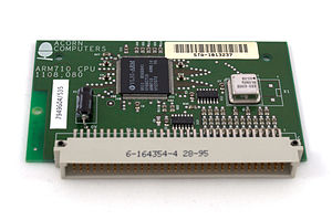 RiscPC - An ARM 710 CPU card for the RiscPC
