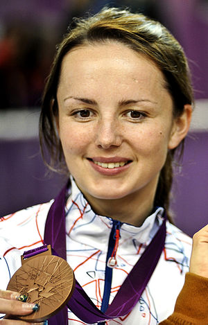 Czech Republic at the 2012 Summer Olympics - Adéla Sýkorová won the bronze in the women's rifle three positions