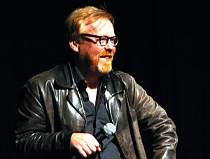 Adam Savage from Mythbusters