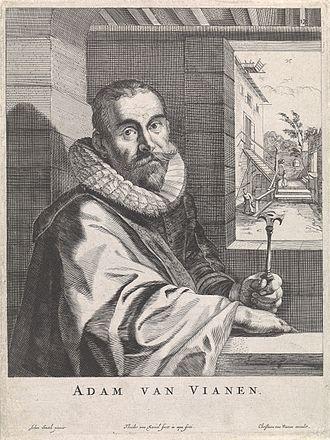 Theodor van Kessel - Image: Adam van Vianen
