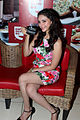 Aditi Rao Hydari at Cafe Coffee Day 08.jpg