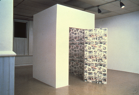 Adrian Piper, Art for the Artworld Surface Pattern
