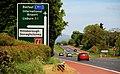 Advance direction sign near Hillsborough - geograph.org.uk - 1889738.jpg