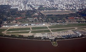 Image illustrative de l'article Aeroparque Jorge Newbery