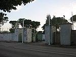 Aeroporto di Rieti - entrata COA Forestale 01.jpg
