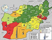 Afghan Opium Production 2005 2007