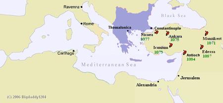 Perang Byzantine–Seljuk