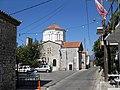 Aghio Nikonos, church within the village.jpg